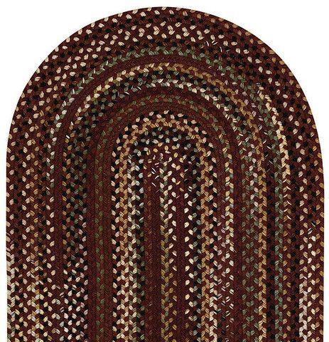 Capel Gramercy Rug, 500 Cinnabar