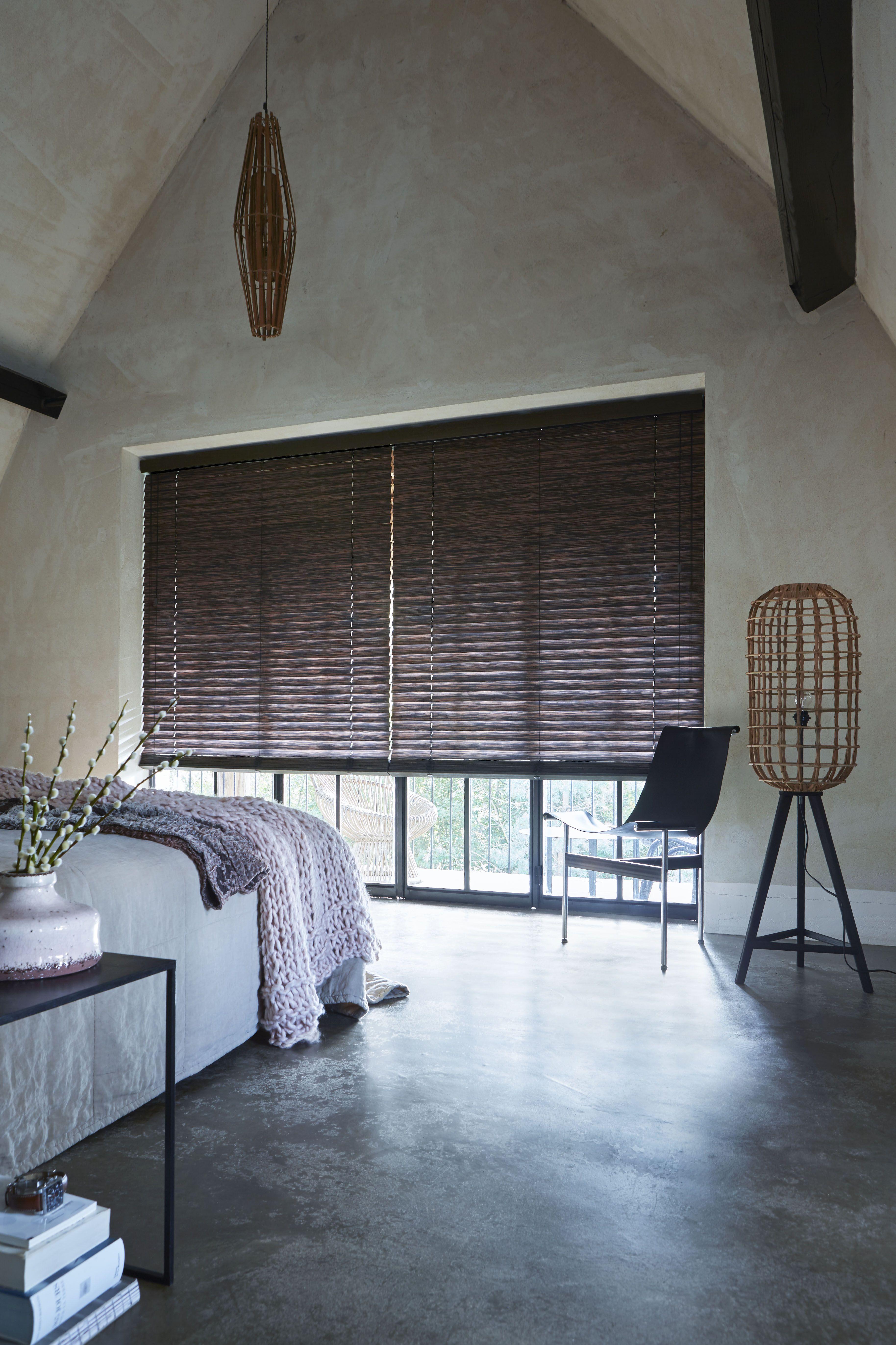 horizontale jaloezien van bece bece horizontalejaloezie interieur inspiratie hout