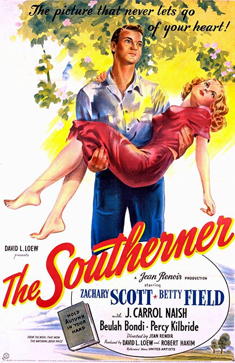 Risultati immagini per the southerner film 1945