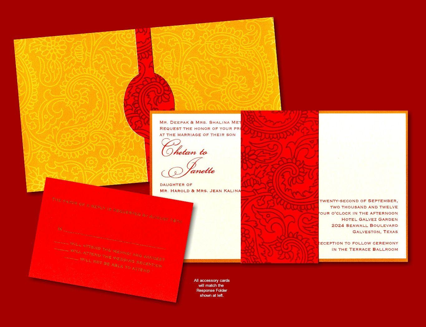 Henna Invitation | Wedding Invitations | Pinterest | Henna and ...