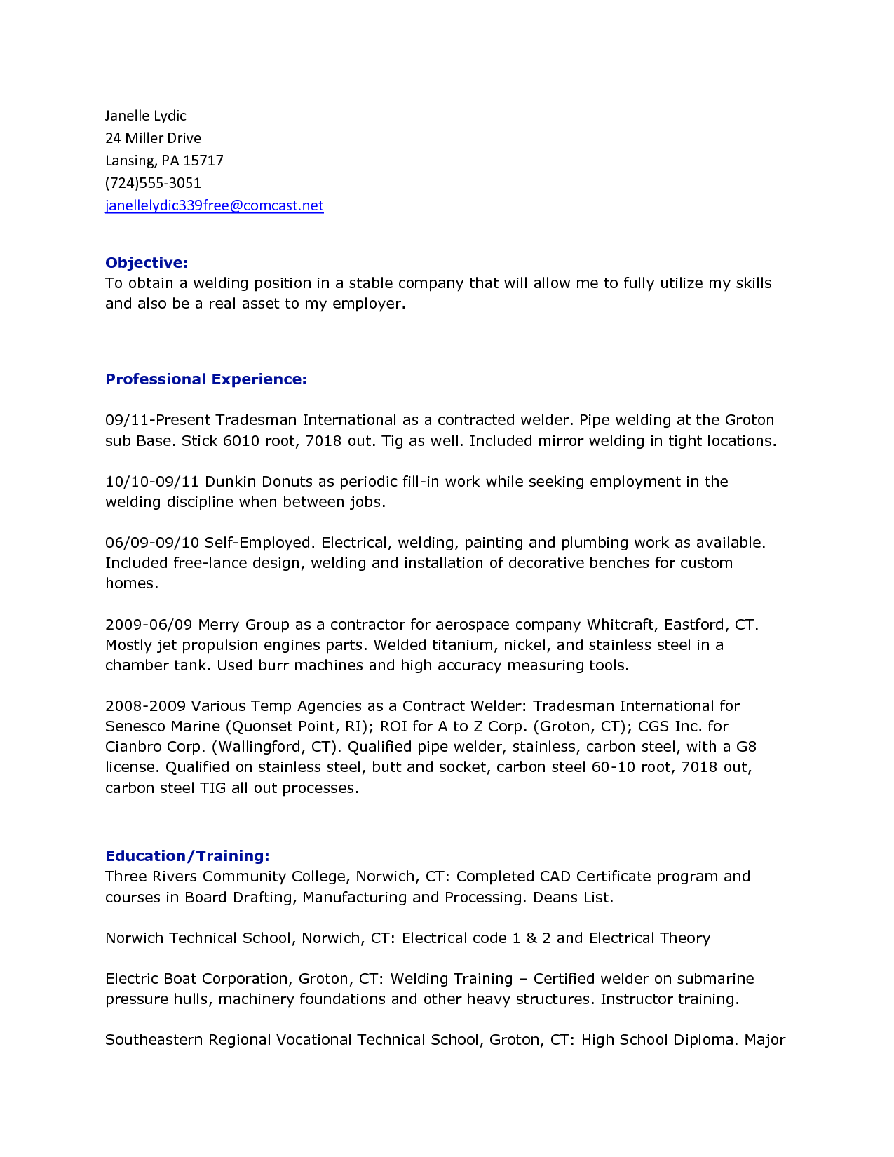 Pin On Resume And Cover Letter Ideas