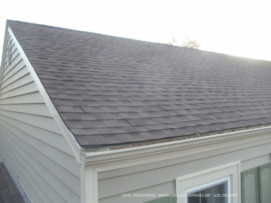 Best Gaf Roof Timberline Hd Shingles Barkwood Exterior 640 x 480