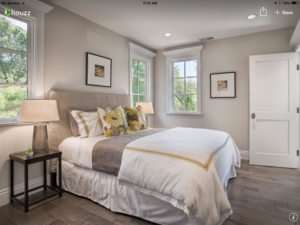 Grey Beige And Yellow Inviting Bright And Clean Style Houzz Com Bedroom Wall Colors Bedroom Color Schemes Home Decor Houzz bedroom color ideas