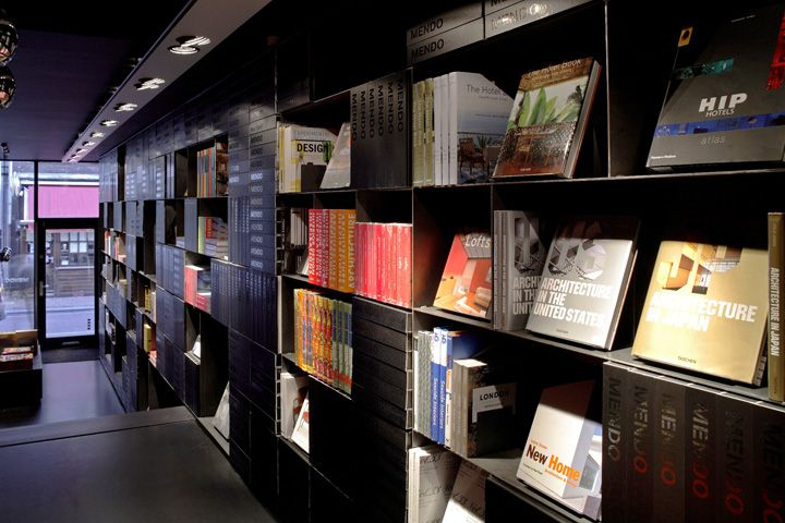 Bookstore Interior Decoration
