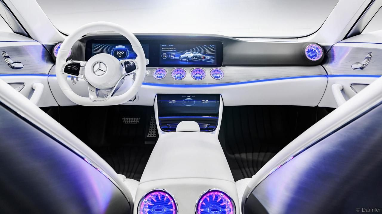Image result for mercedes benz electric IAA