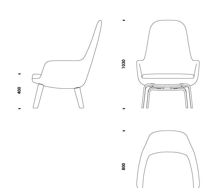 Chairs Plans Dwg In 2020 Chair Design Wooden Wooden