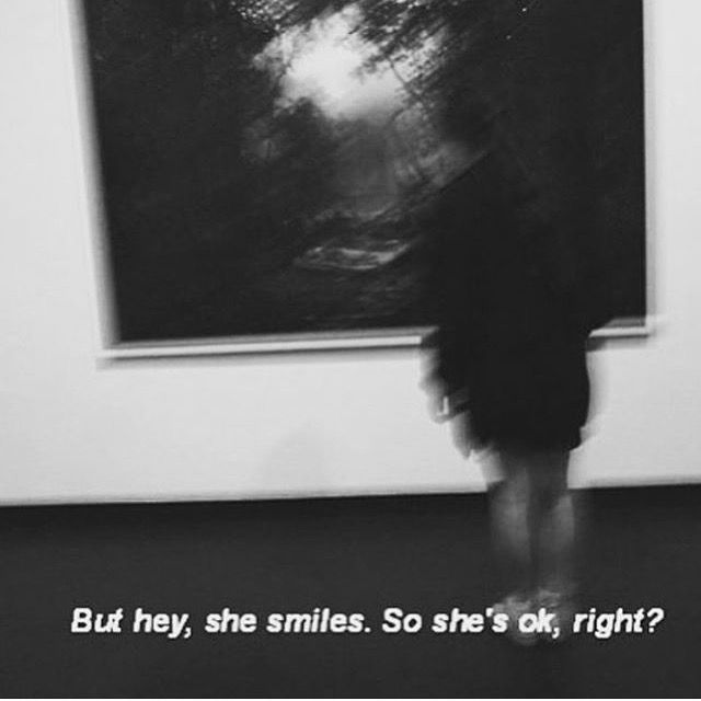 Sad Quotes About Suicide Tumblr: Aesthetic, Black And White, Depression, Explore, Grunge