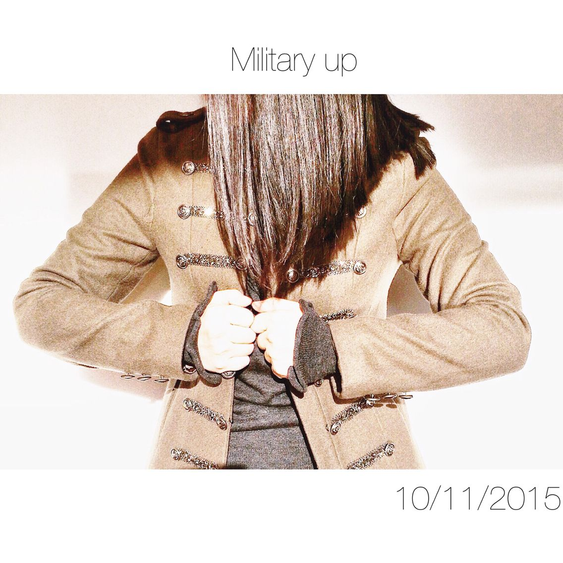 Military up!