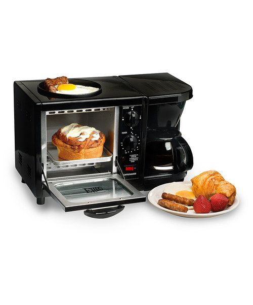 Take a look at the Black Elite Cuisine 3-in-1 Multifunction Breakfast Station on #zulily today!