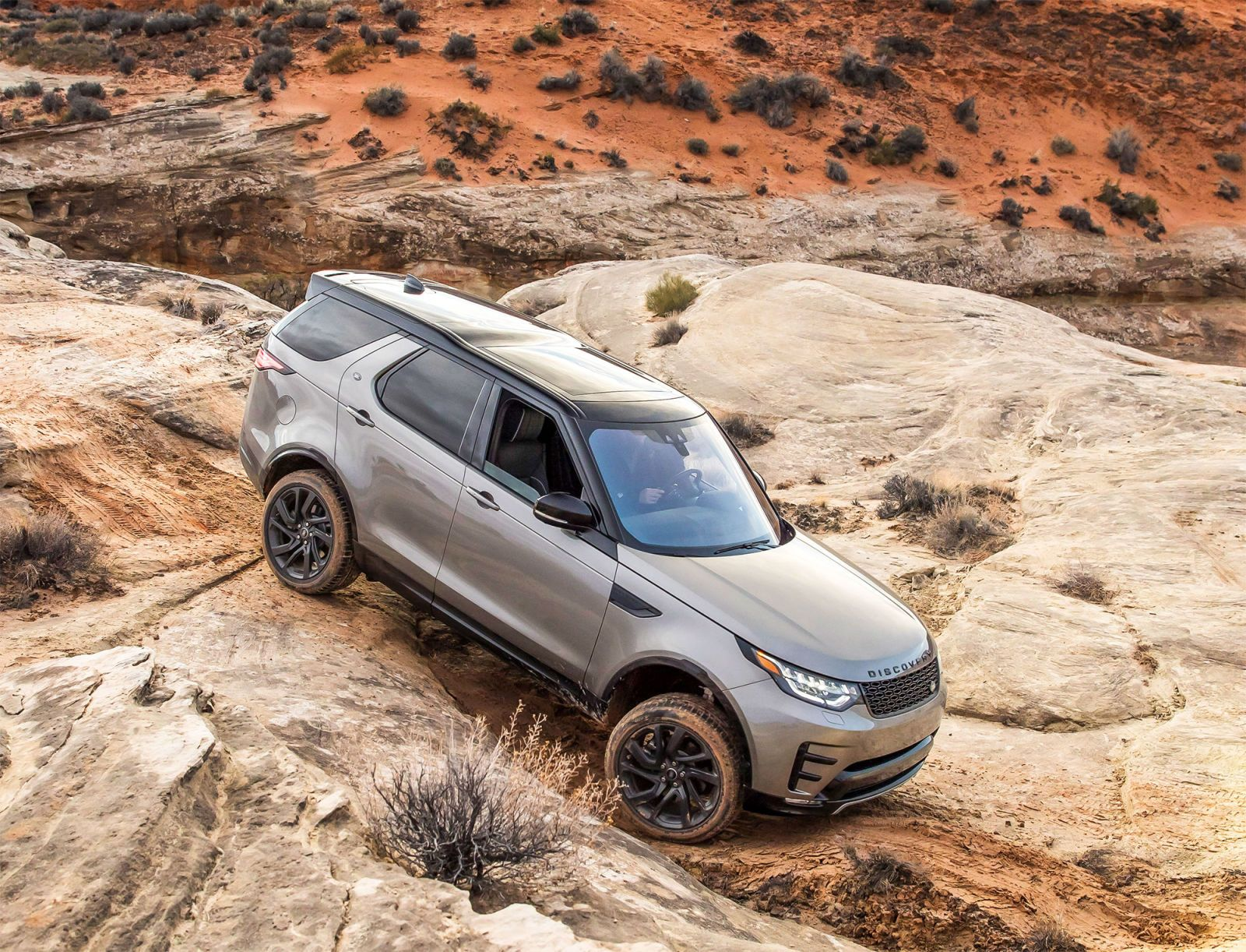First Drive 2017 Land Rover Discovery Hse Land Rover Discovery Sport Land Rover Discovery Hse Land Rover