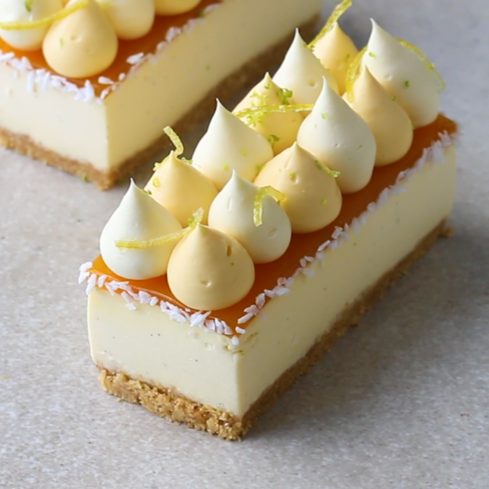 Photo of Passionfruit Cheesecake – Matt Adlard