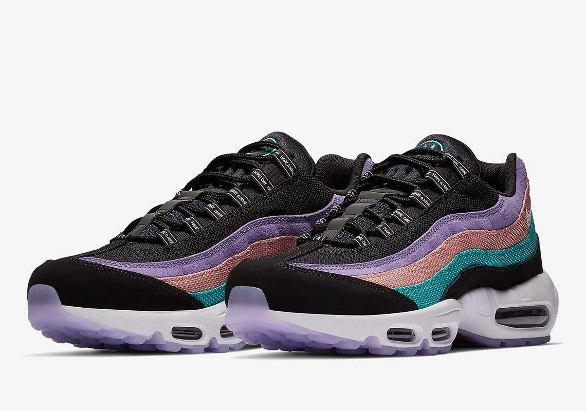 ef208878898fe Nike Air Max 95 have a NIKE day Release March 1st