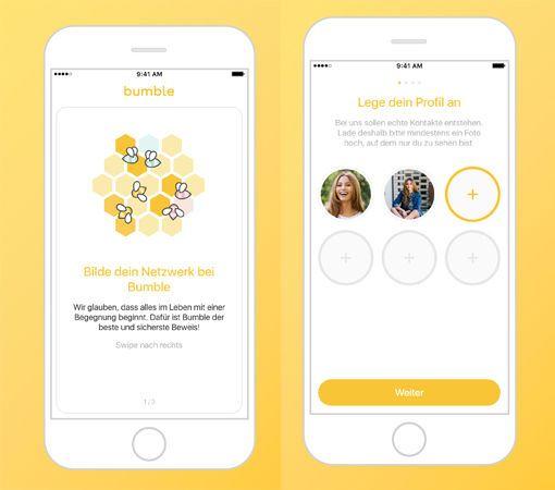 TinderAlternative 2020 Die 5 besten DatingApps Tinder