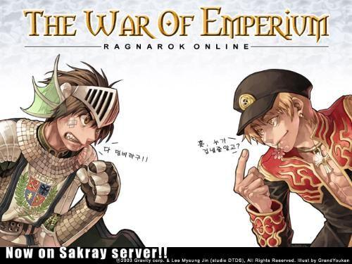war of emperium woe golden emperium ragnarok | ragnarok