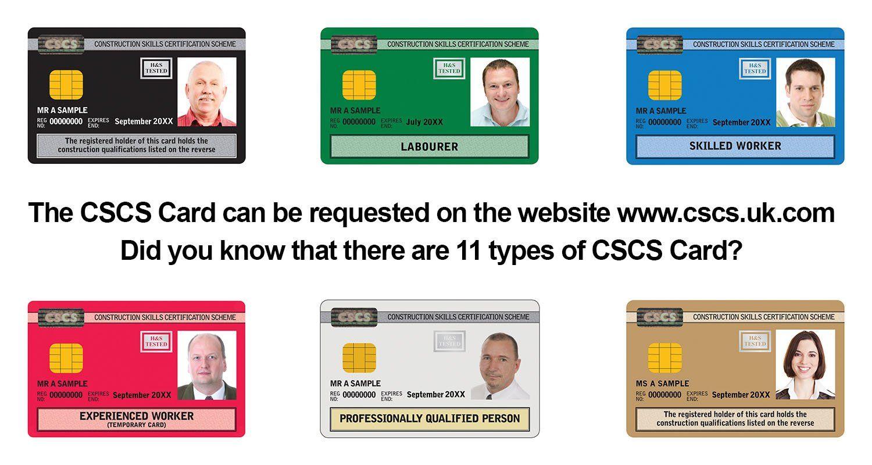Professional Cscs Card Exclusive
