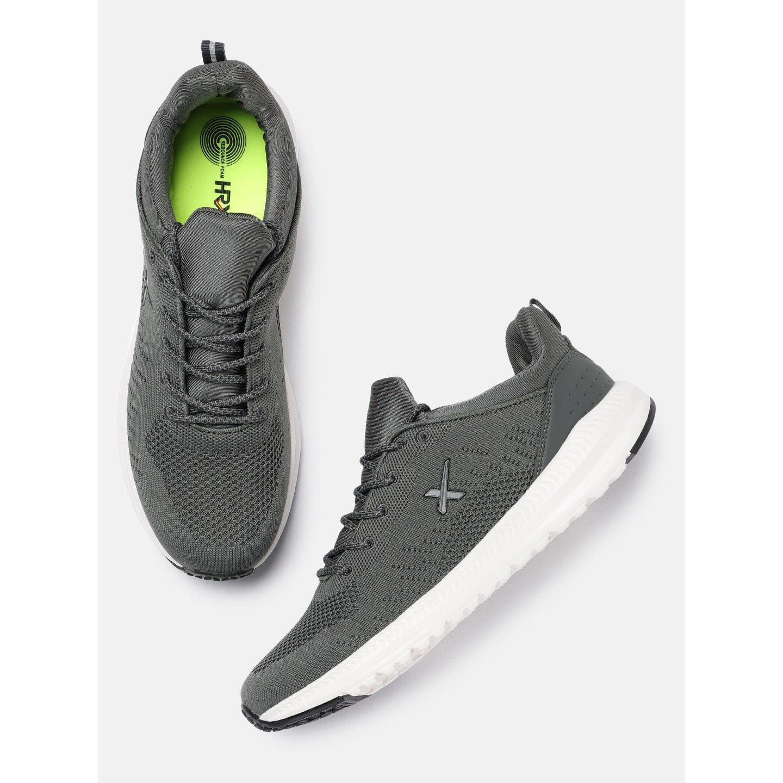 Hrithik Roshan Men Grey Running Shoes