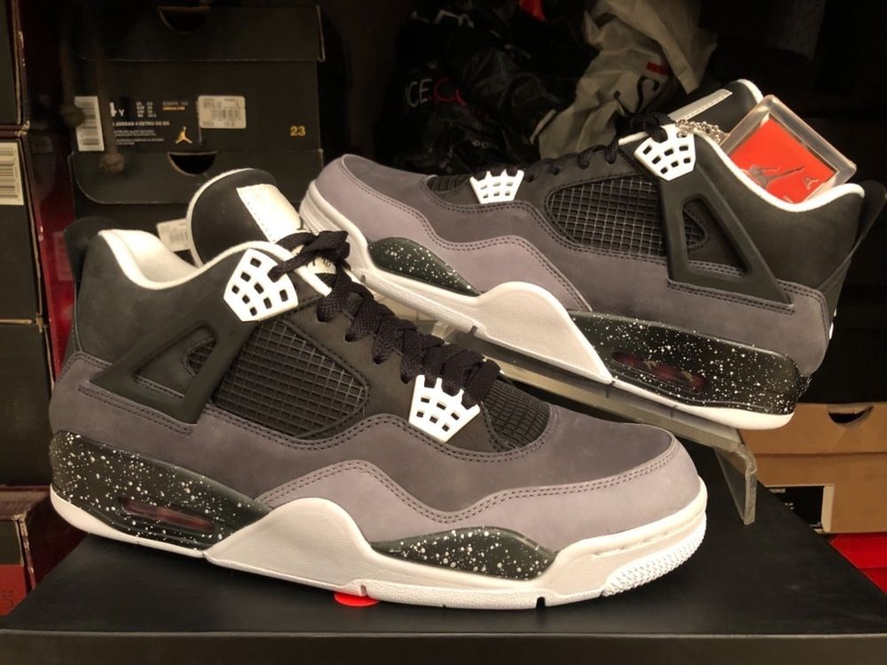 efc9f65477b2b Air Jordan Retro 4 FEAR sz10.5 2013 NEW Deadstock Authentic OG ALL ...