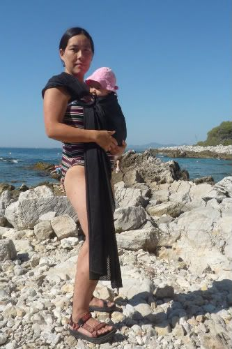 b86d2d0b23c Water wrap comparison - Wrapsody and Beachfront Baby - BabyCenter