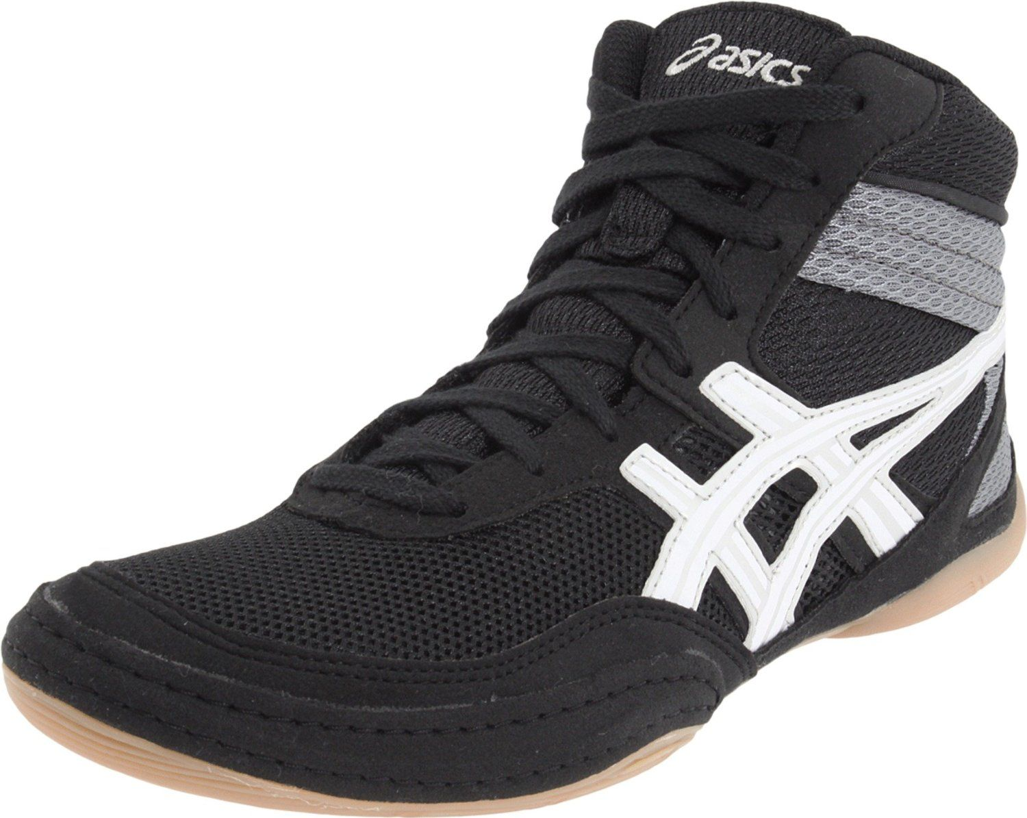 Shop Uk Asics Mens Gel-Matflex 3 Wrestling Shoes