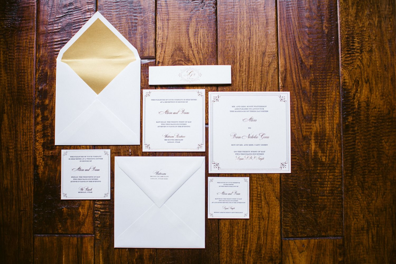 Logan Utah Wedding | Alicia & Brian — Michelle Leo Events