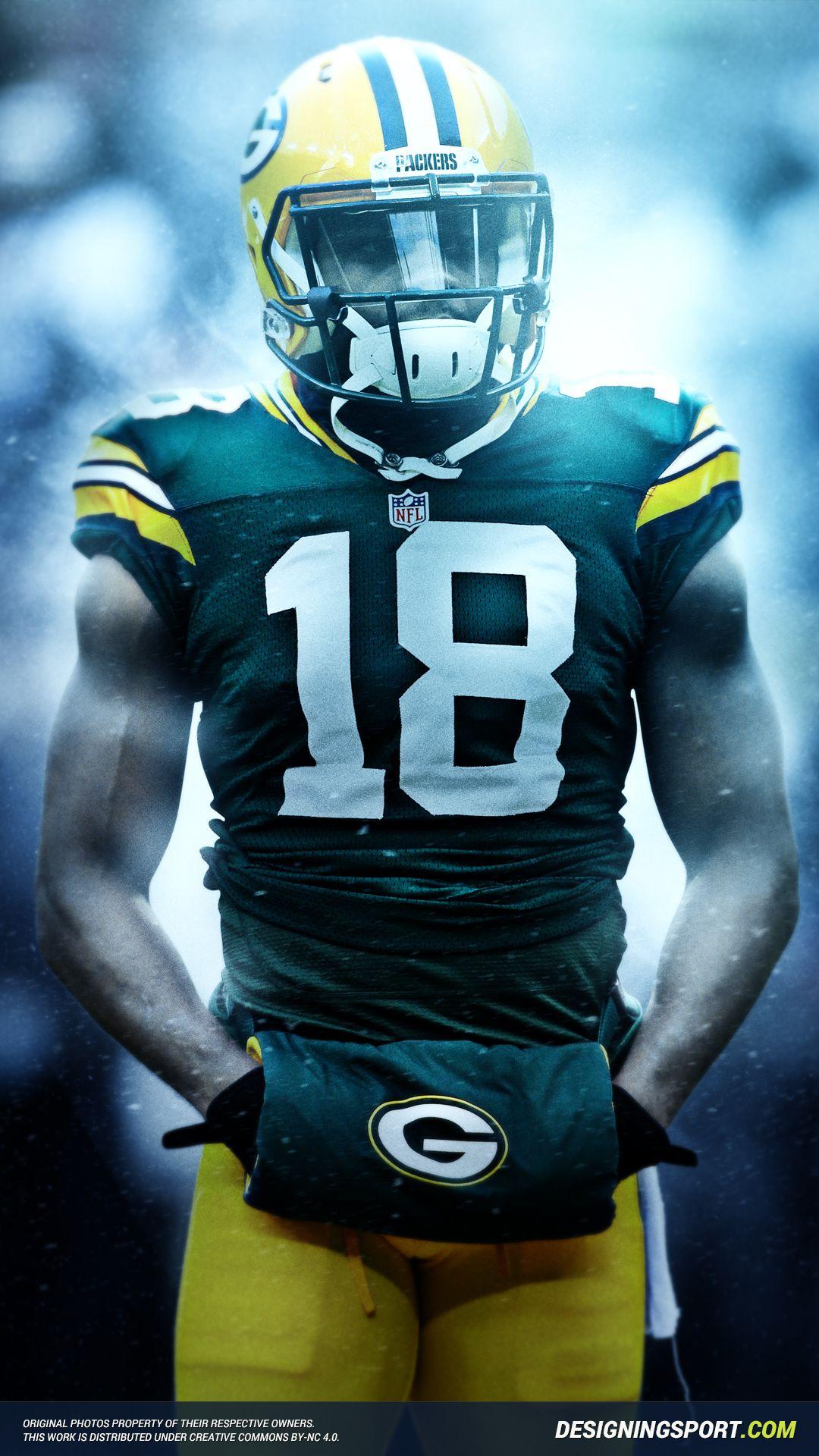 NFL HD Wallpaper Pack, ft. Randall Cobb, Antonio Brown