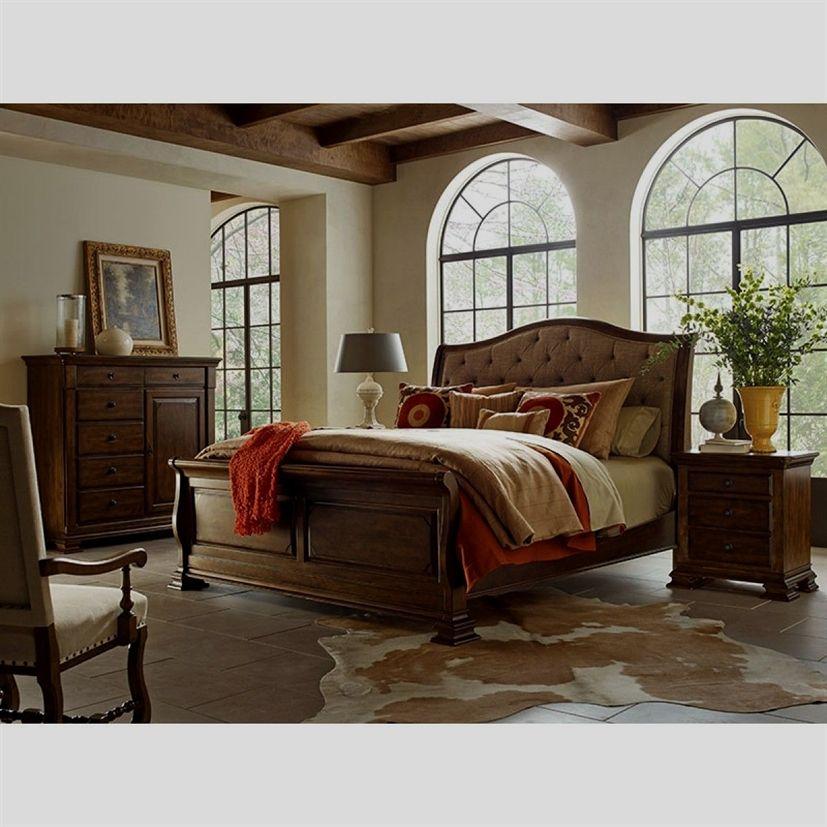 Kincaid PORTOLONE PORTOLONE QUEEN SLEIGH BED - COMPLETE #SleighBed