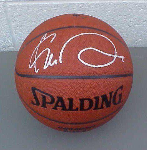 promo code b88ca 9b518 Kevin Garnett Hand Signed Autographed Boston Celtics Full ...