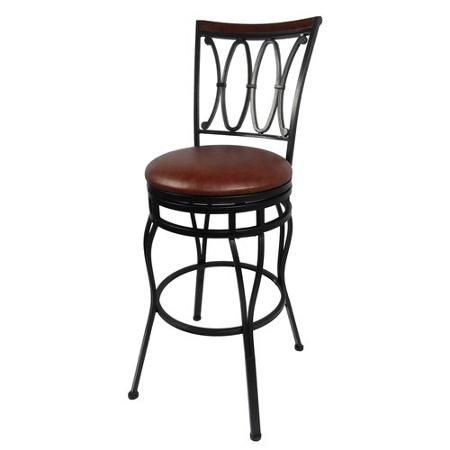 Sensational Better Homes And Gardens Adjustable Barstool Oil Rubbed Creativecarmelina Interior Chair Design Creativecarmelinacom