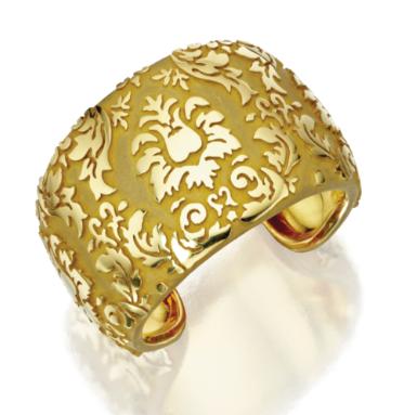Gold Cuff Nicholas Varney