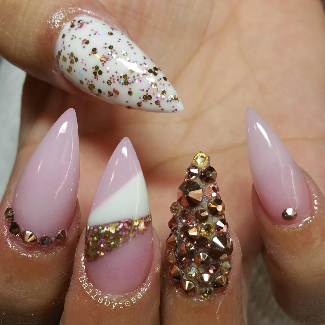 Pinterest: @Bunnybearxo | ~ nails ~ | Pinterest | Nail nail, Makeup ...