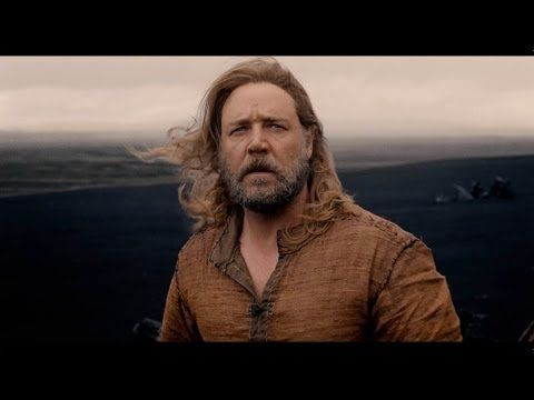 Noah Russell Crowe Anthony Hopkins Jennifer Connolly And Emma Watson Movie Trailer International Engli Noah Movie Official Trailer Darren Aronofsky