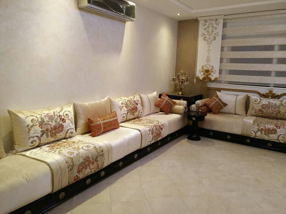 Salon marocain 2018 Expert decorator decoration Salon livingroom  interior