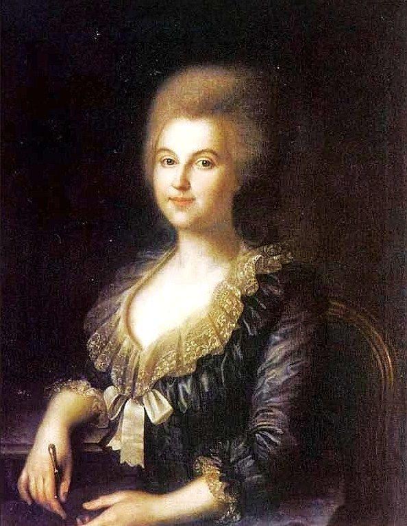 Ivan Argunov (1727 – 1802) – Pintor Russo_11
