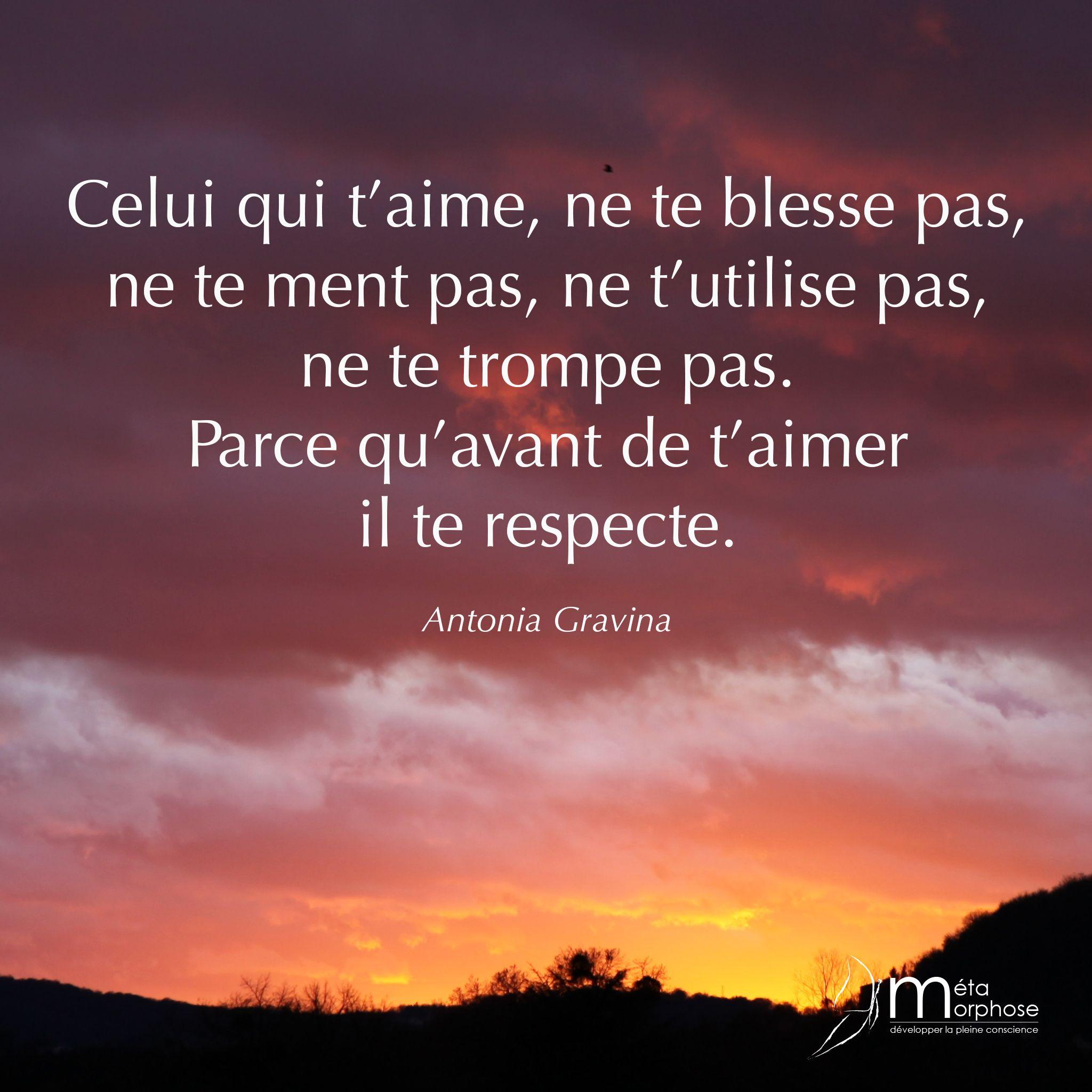 Respect Phrase Citation Citation Pensée Et Citation
