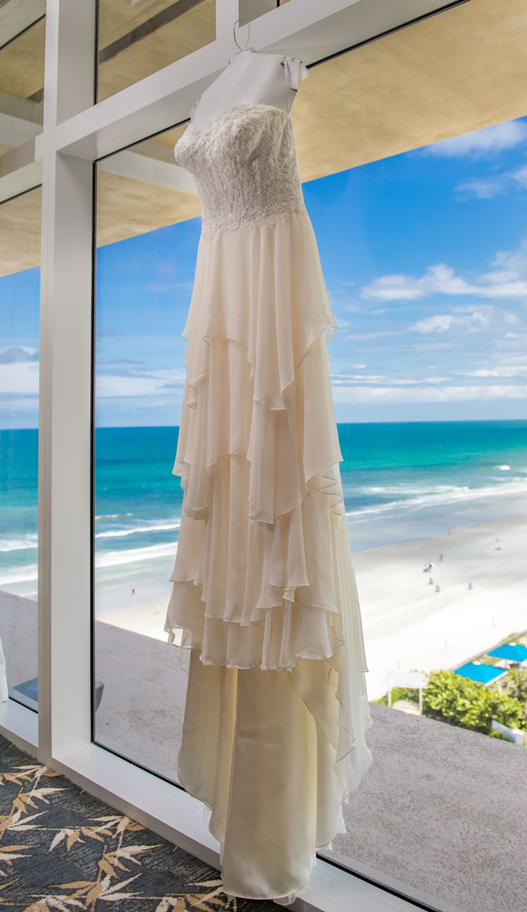 Kristinaneil weddingshores resort daytona beach shores fl us