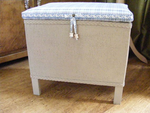 sirrom sewing stool full of cottage charm by dollybeen on Etsy