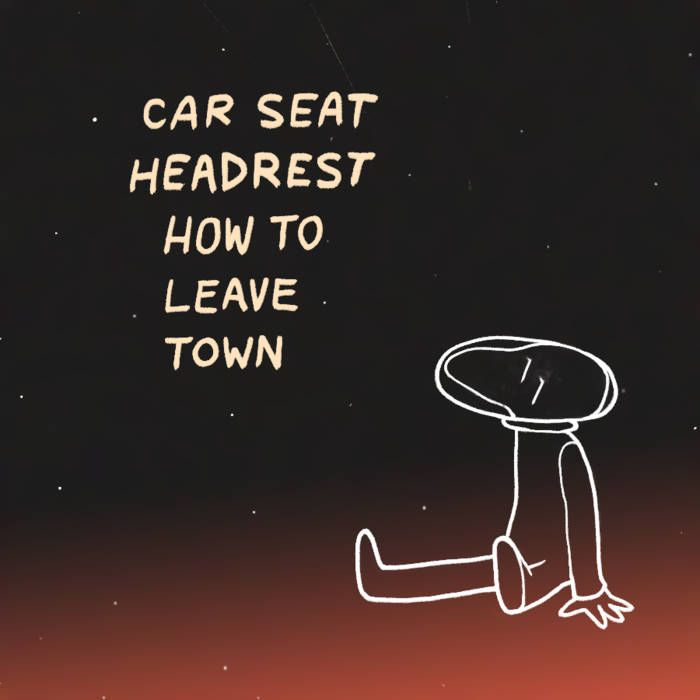 Pin By Ollie On Album Covers Car Seat Headrest Car Seats Music