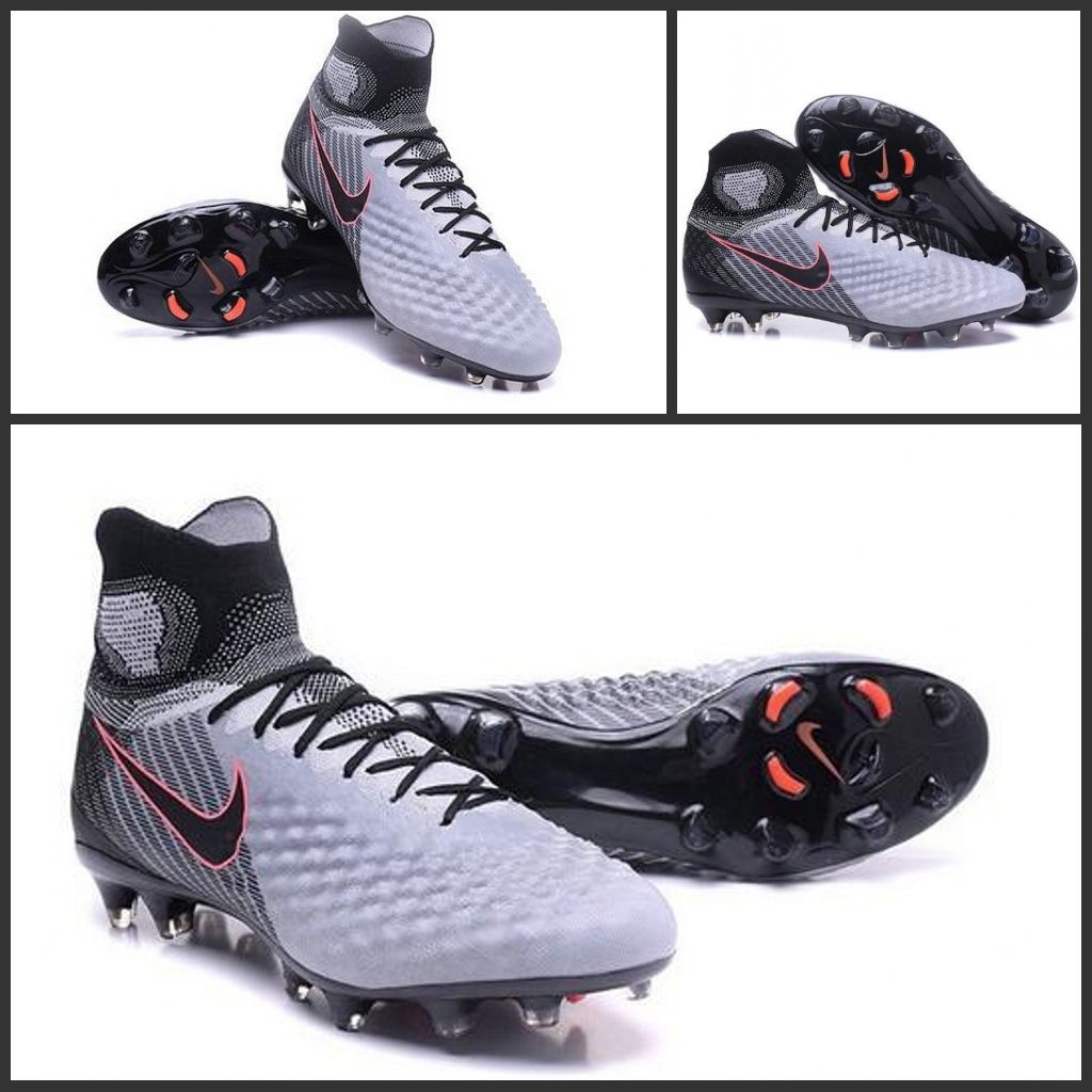 core Purple Rug  Scarpe Calcio Nike Alte Magista Obra II FG Grigio Nero | Calcio nike, Calcio,  Nike