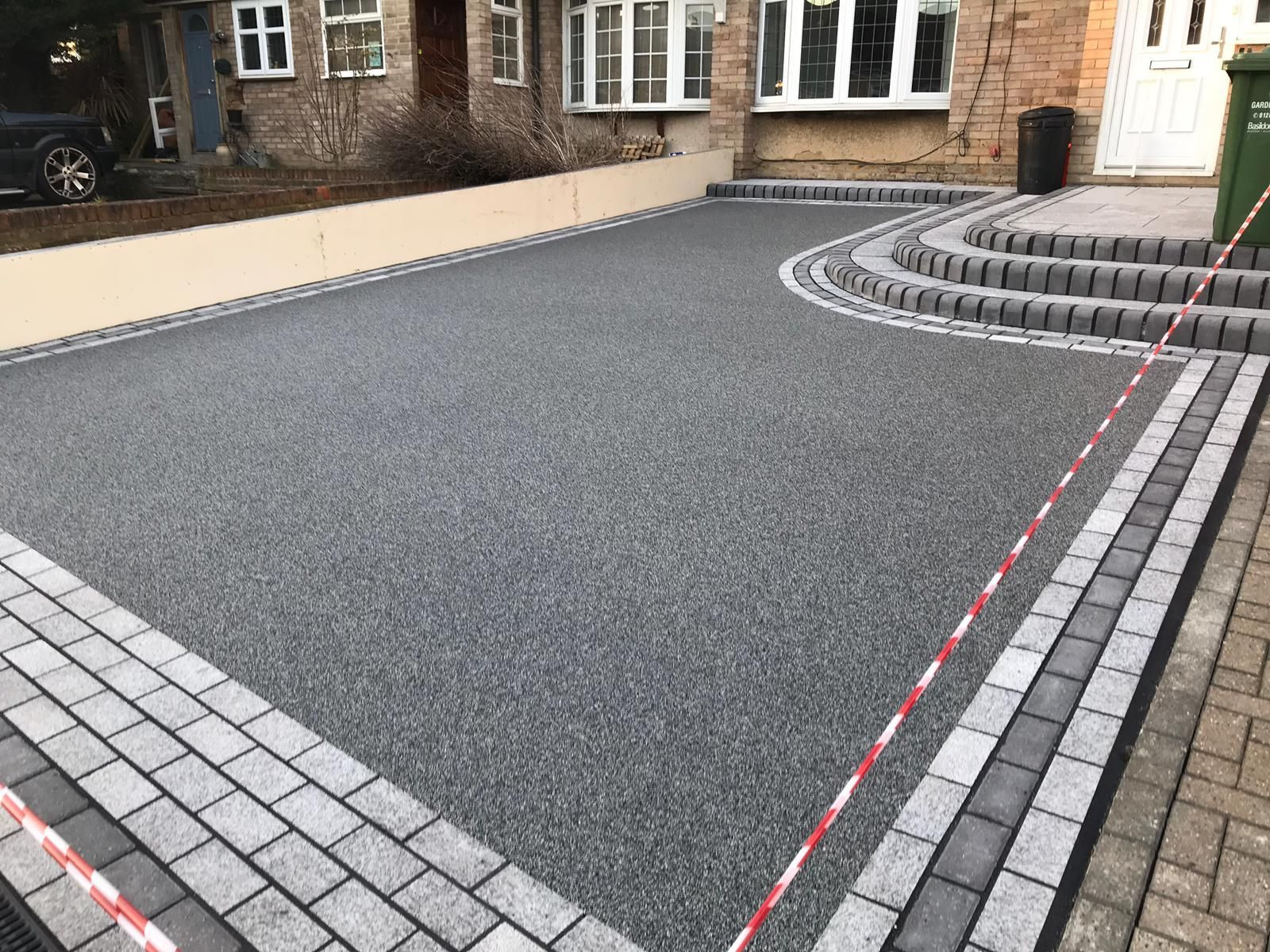 Resin Bound Surfacing Has Become One Of The Fastest Growing Paving