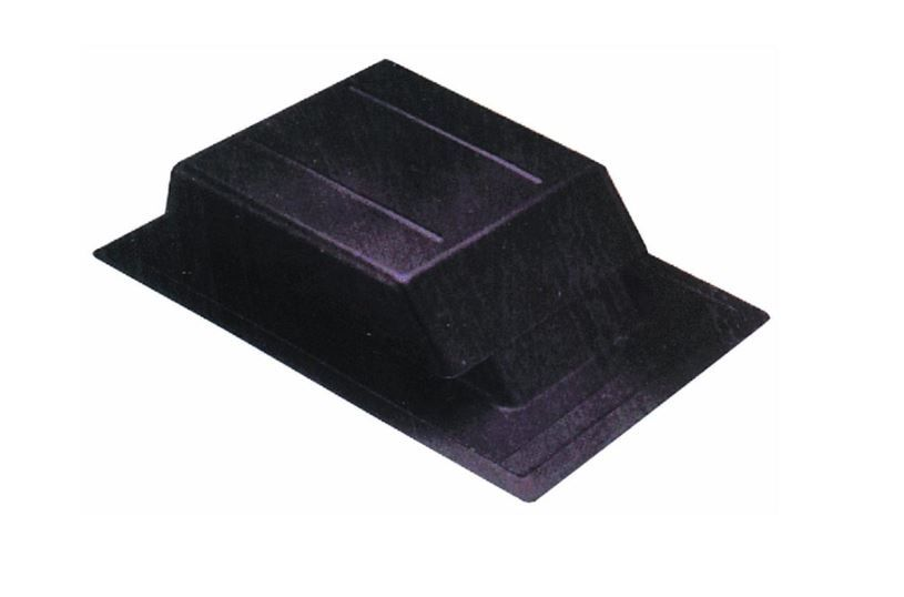 Air Vent 90121 Roof Vent Slant Back Plastic Black At Sutherlands Roof Vents Roof Pitched Roof