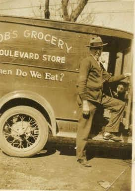Bob Bowling S Delivery Truck Bowling Grocery Murfreesboro Grocery Downtown