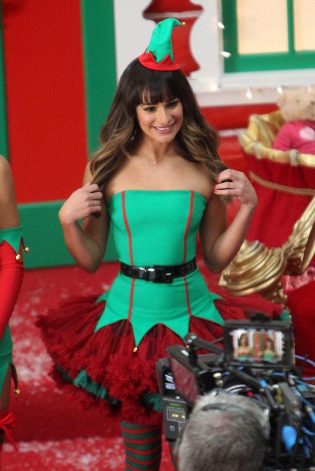 spoiler roundup glee season 5 episode 8 previously unaired christmas - Glee Previously Unaired Christmas