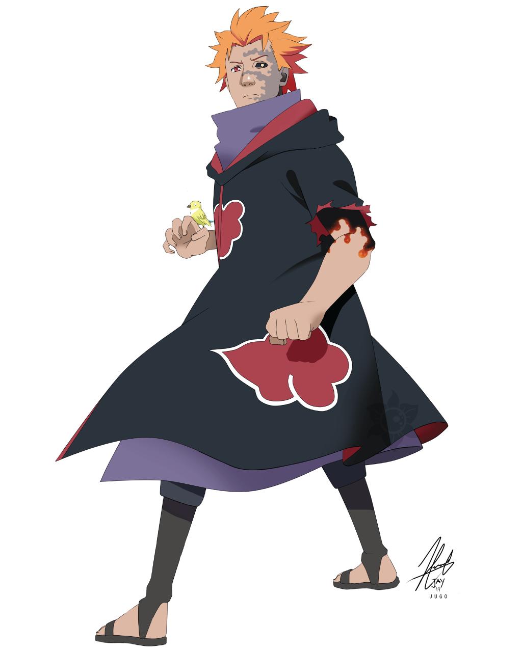 Jugo By Amidnightbloom On Deviantart Naruto Sketch Naruto Characters Naruto Art