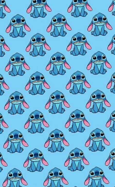 Imagem De Wallpaper Stitch And Background In 2019