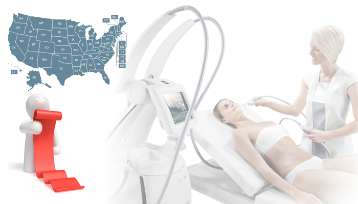 Endermologie Credentials State, County and City Policies