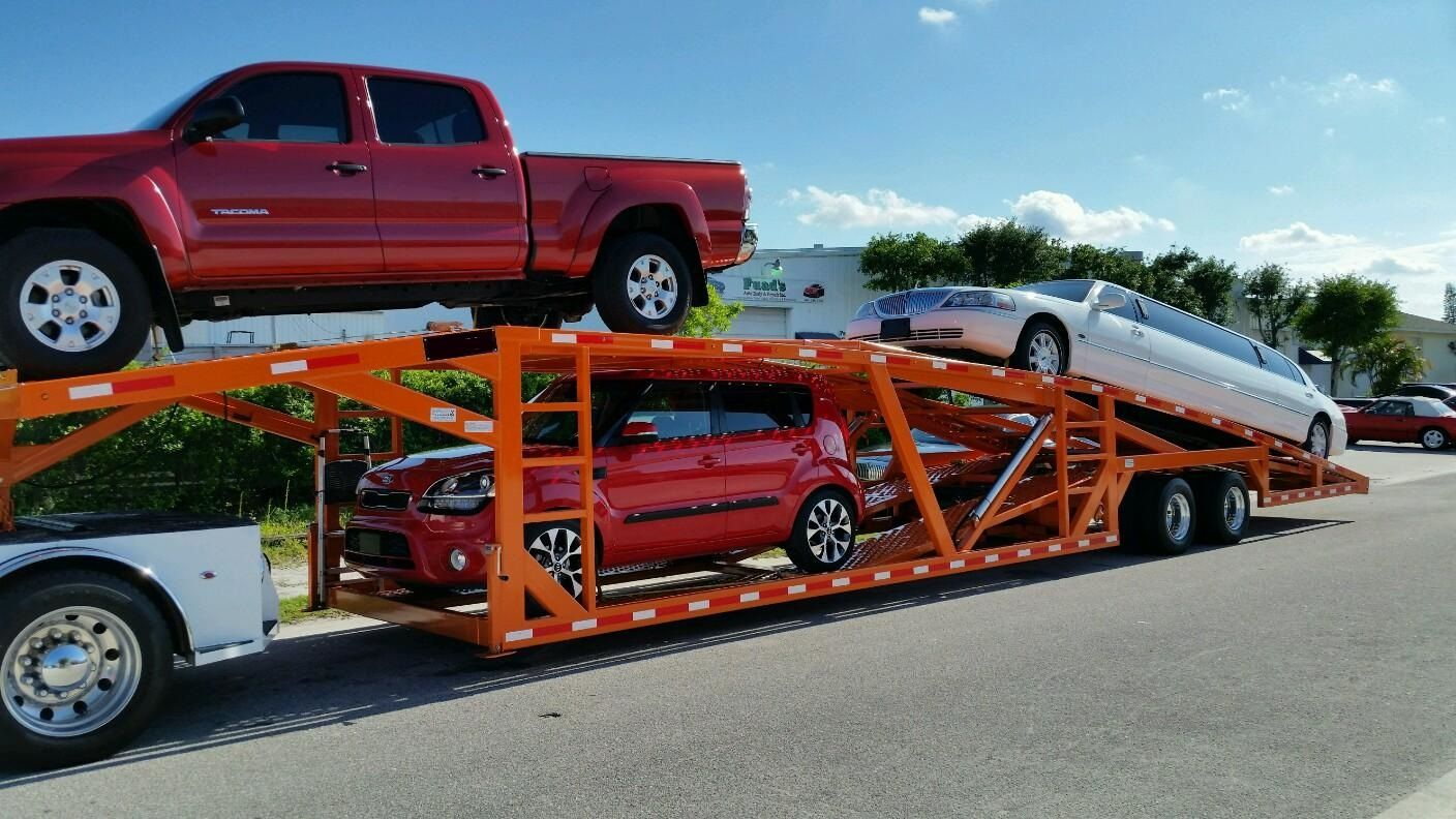 Auto shipping service in san jose in 2020 trucking