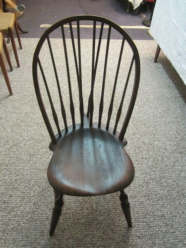 Antique Wallace Nutting Brace Back Windsor Chair Nice | EBay