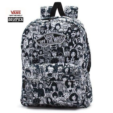 mochilas vans hombre 2017
