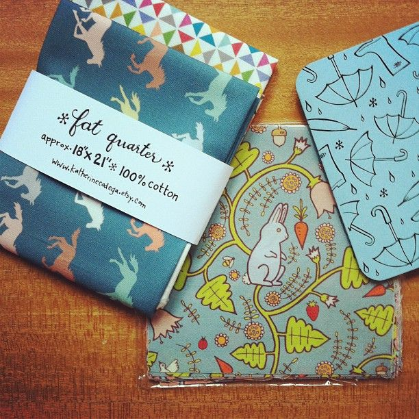 Sweet bunny prints