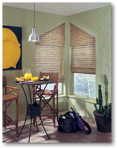 Attic Window Blinds